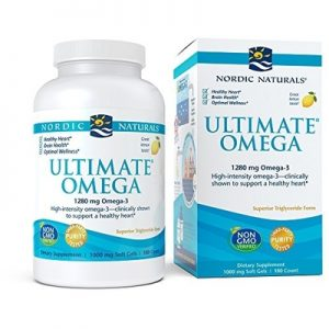Nordic Naturals Ultimate Omega 180