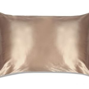 Slip Silk Pillowcase Queen Size Caramel