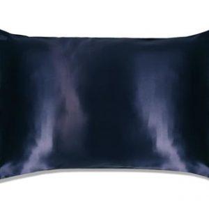 Slip Silk Pillowcase Queen Size Navy