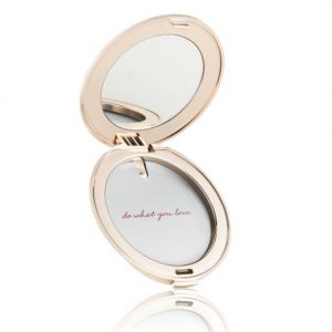 Jane Iredale Rose Gold Compact Emty