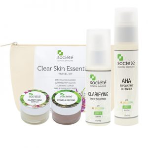 Societe Clear Skin Essential Kit