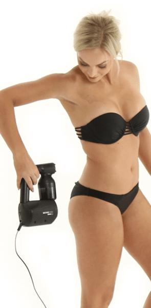 Personal spray tan kit