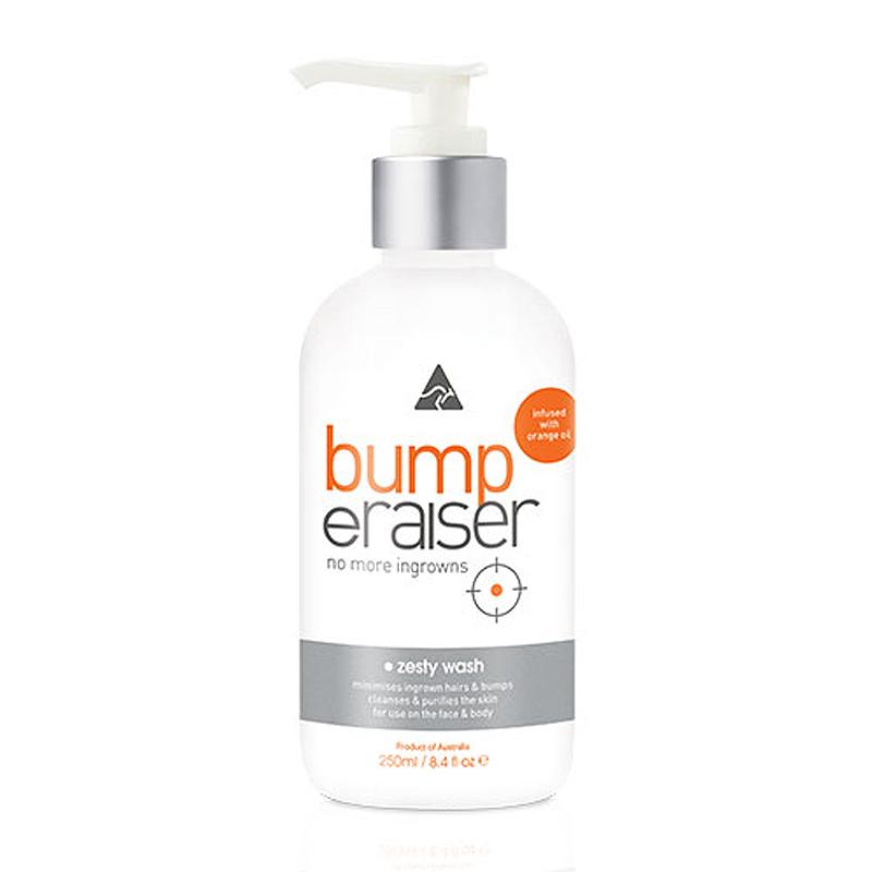 Bump Eraiser Zesty Wash