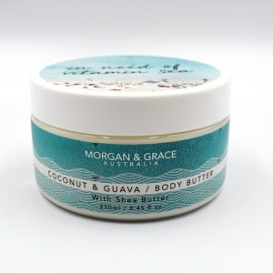 Morgan&Grace Coconut Body Butter