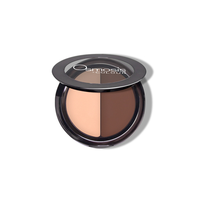 Osmosis Highlighter Pressed Compact Chocolate Brulee