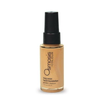 Osmosis Long Wear Liquid Foundation Golden Medium