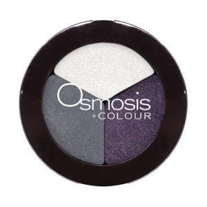 Osmosis Trio Aubergine Eyeshadow