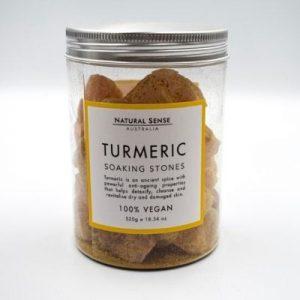 Turmeric Soak Stones