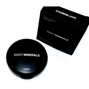 Saint Minerals Pressed Powder Box